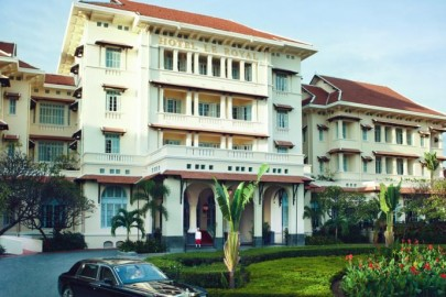 The Raffles Hotel le Royal